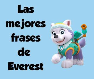 Everest frases