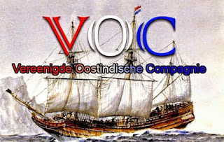 Kekuasaan Kongsi Dagang VOC di Indonesia