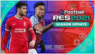 Download eFootball PES 2021 PPSSPP Camera PS5 Fix Cursor Name Chelito V8.1.10 & New Update Full Latest Transfer