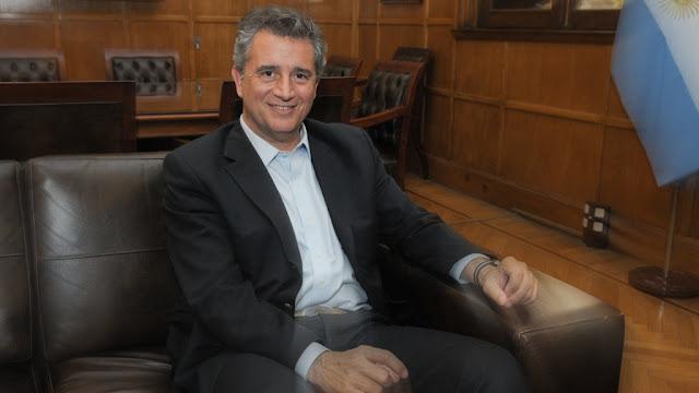 El ministro de Agroindustria de la Nación, Luis Miguel Etchevehere se reunió por primera vez con la mesa de enlace