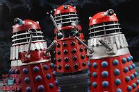 Custom 'Mutation of Time' Red Dalek 25