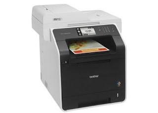 Brother Printer MFC-L8850CDW Wireless Color Laser Printer Download, Manual And Setup