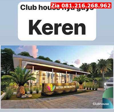 Rumah Dijual di Kota Gresik,  Dekat Fasilitas Kesehatan, Lokasi Strategis, Zia 081.216.268.962