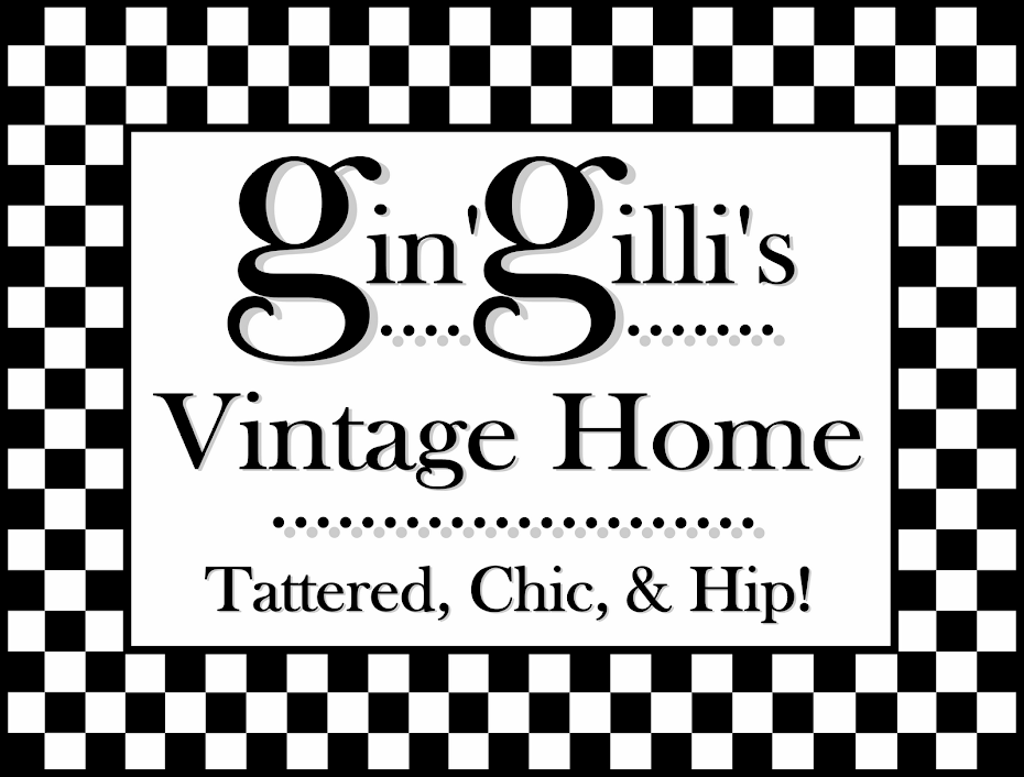 Gin'Gilli's Vintage Home: We Are Now Open For Bu$ine$$!