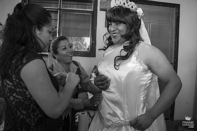 novia del carnaval de san martin tilcajete
