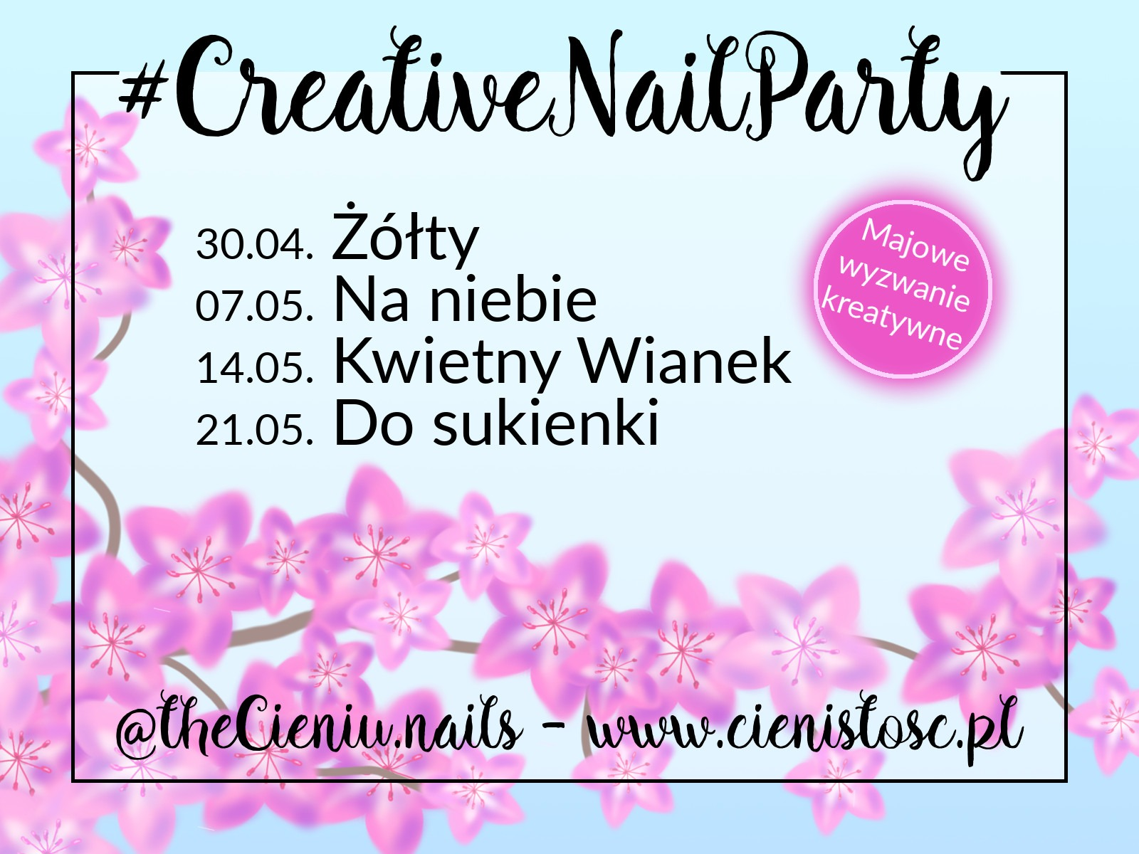 #CREATIVENAILARTPARTY