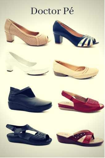 Marca de Calçados Confortáveis Femininos Doctor Pé