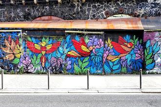 Sunday Street Art : Hazul - rue de l'Ourcq - Paris 19