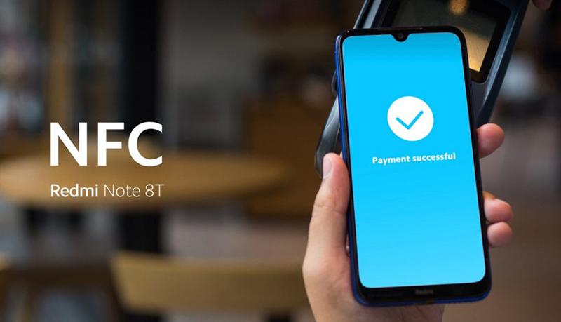 Redmi Note 8T Miliki Fitur NFC dan Pengisian Daya Cepat