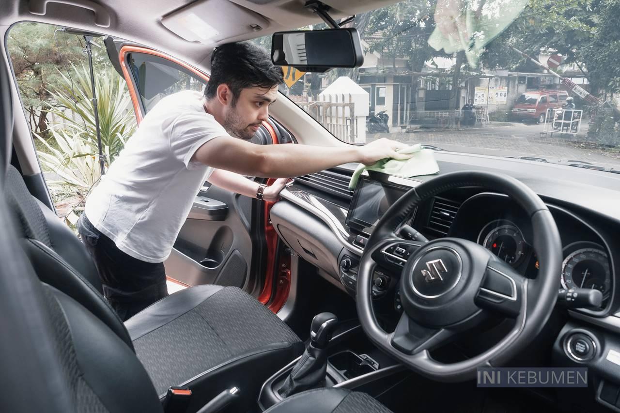 Ini Tips Ringan Merawat Mobil Selama di PPKM Darurat