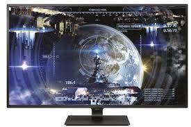 Monitor Komputer LED 43