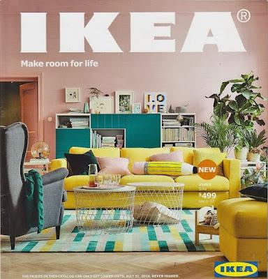 IKEA Catalog 2018 USA Seasonal Brochures 20172018