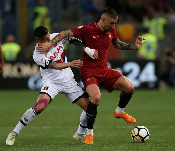مشاهدة مباراة روما وجنوى بث مباشر