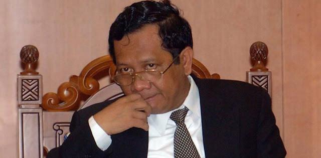 Tidak Hanya Komentar, Mahfud MD Harus Berani Memberantas Cukong Di Pilkada