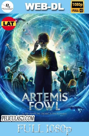Artemis Fowl: El mundo Subterráneo (2020) Full HD WEB-DL 1080p Dual-Latino