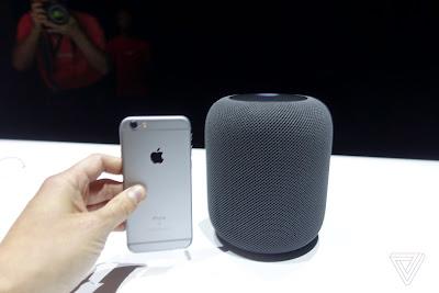HomePod, bocina inteligente Apple
