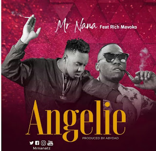 Audio | Mr Nana Ft Rich mavoko - Angelii