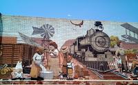 Alice Springs Street Art | Bob & Kay Kessing