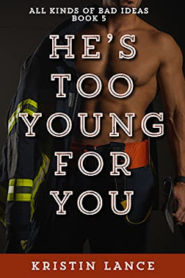 He's Too Young For You on Amazon