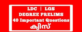 ഇടുക്കി ഡാമിന്റെ സ്ഥാനം നിർണയിച്ച വ്യക്തിയാര്?, LDC, LGS Main & Degree Level Prelims Exam Quiz,