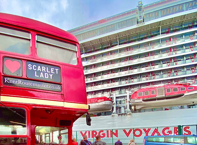 Virgin Voyages Scarlet Lady Review