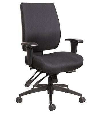 bush task chair
