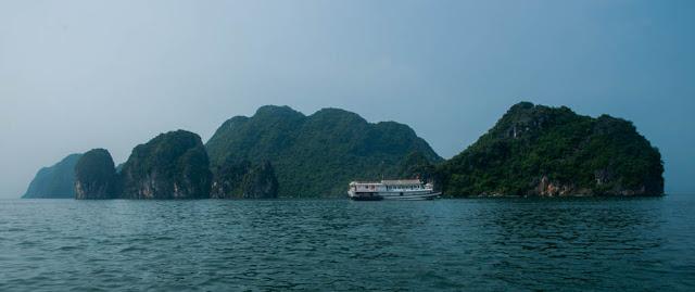Formaciones Halong Bay