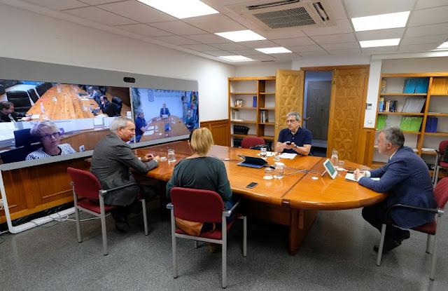 200408 gc CGob 4 - Fuerteventura.- Gobierno Canarias  aprueba invertir 2,5 millones de euros para la obra del semienlace de Parque Holandés en La Oliva