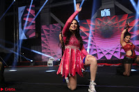 Sunny Leone Dancing on stage At Rogue Movie Audio Music Launch ~  213.JPG