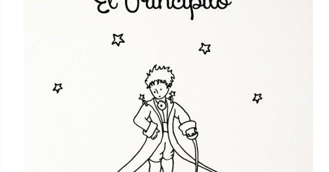 Desenhos Para Colorir Principe: BAÚ DA WEB : Desenhos O Pequeno Príncipe