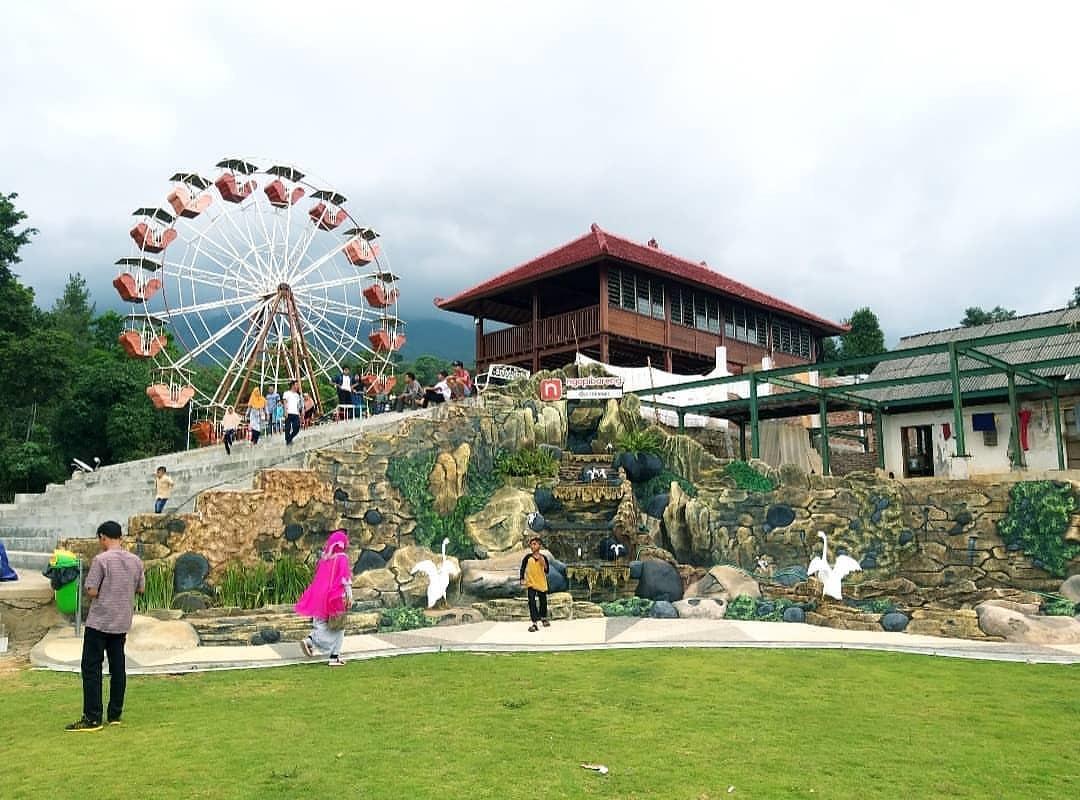 Spot Foto Selfi Wisata Pintu Langit Pringen Pasuruan