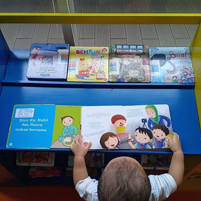 buku anak di perpusnas