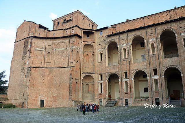 Palacio Farnesse, Piacenza