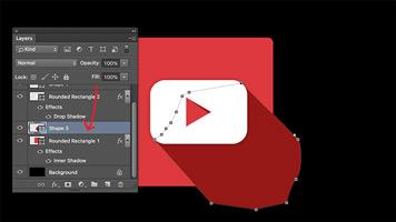 cara membuat ikon logo di photoshop