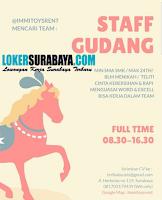Info Lowongan Kerja di Immi Toys Rent Surabaya Juli 2020