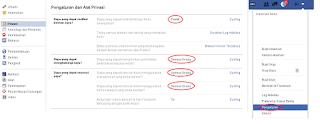 Cara Status Banyak yang Like Otomatis di Facebook