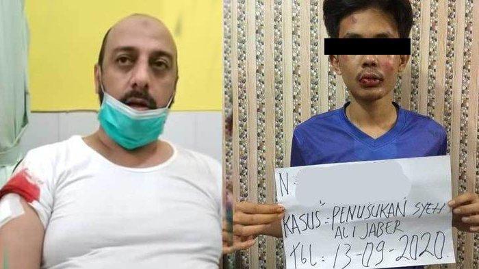 Penusuk Ngaku Sering Nonton Syeikh Ali Jaber di YouTube