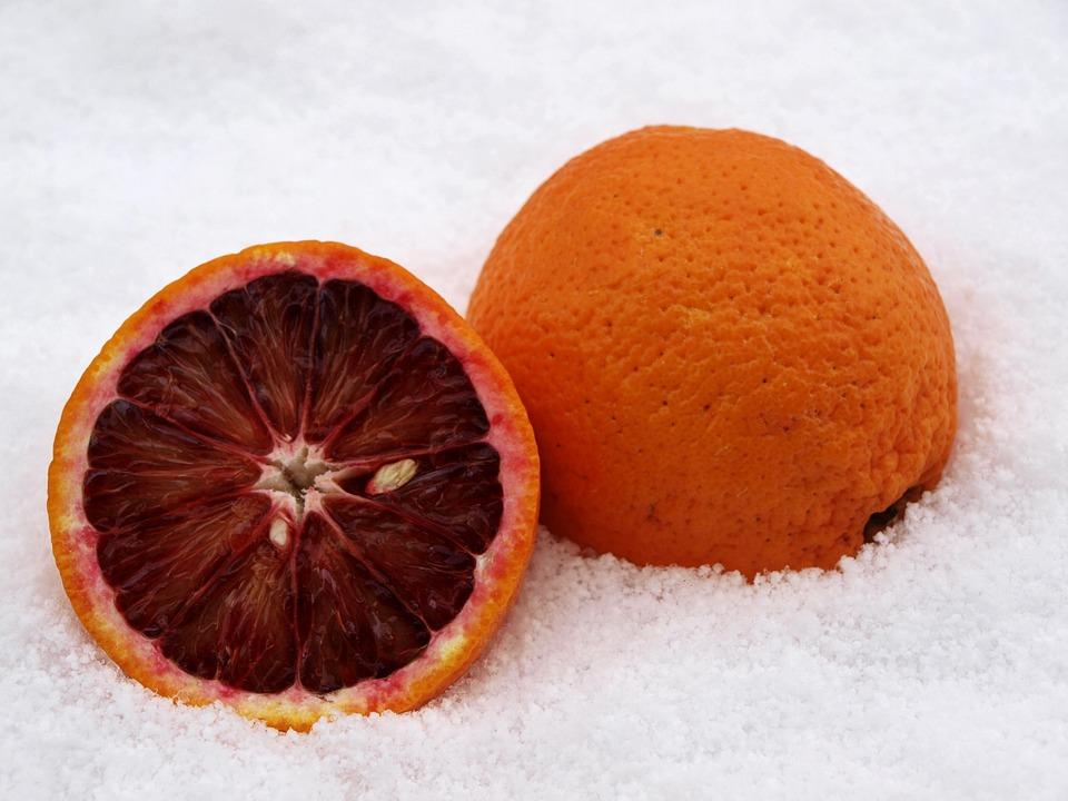 Blood Orange And Chilli Marmalade