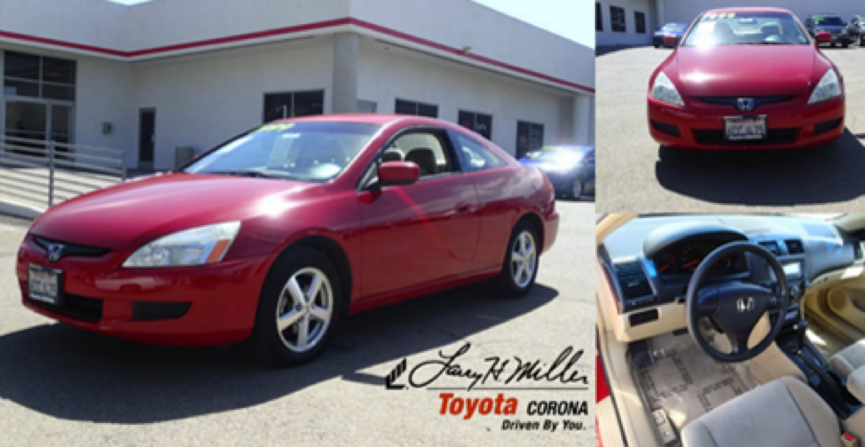 Pre-Owned Vehicles at Larry H. Miller Toyota Corona