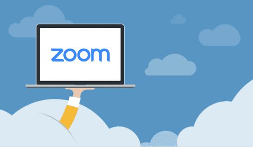 إضافة خلفية افتراضية في اجتماع Zoom على الكمبيوتر