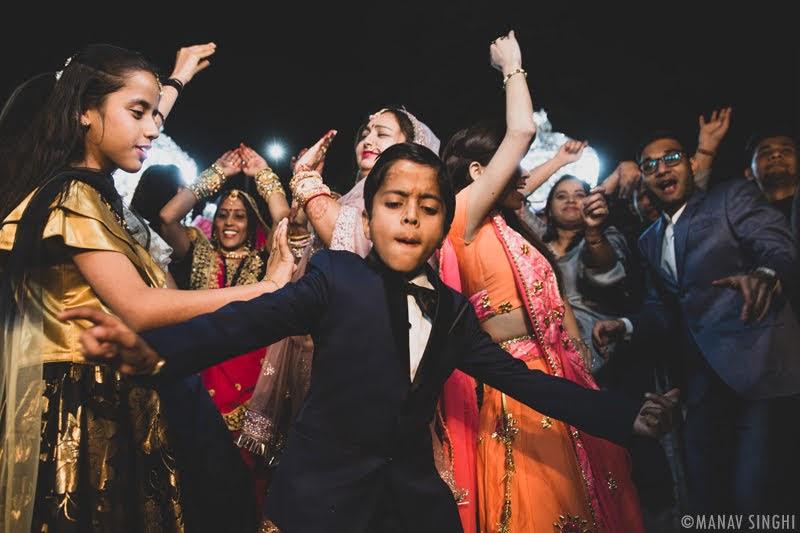 Akash + Chetna = Candid Wedding Photography - Jaipur.