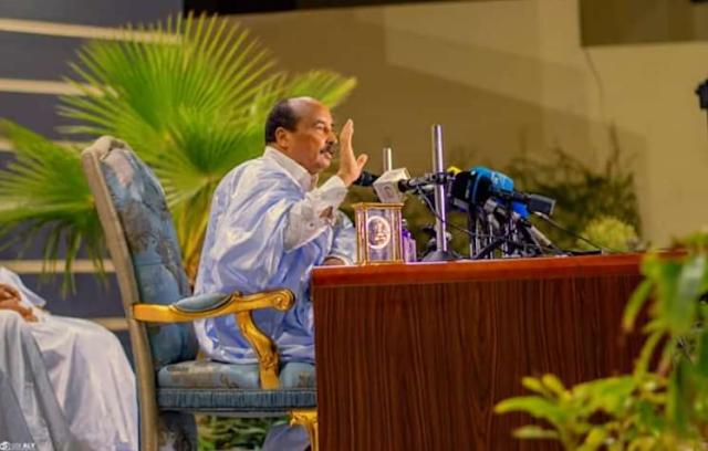الرئيس عزيز : اللجنة البرلمانية تسعى لشيطنتي و تشويه سمعتي بالباطل لتصفية الحسابات معي..