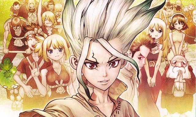 """Manga Dr. STONE tendrá un """"importante anuncio"""" el 16 de diciembre"""