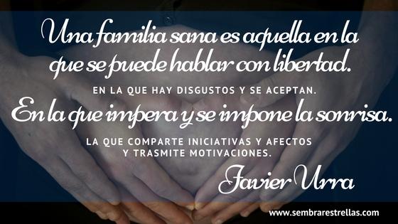 familia sana, trasmicion de valores, criando una familia, educacion,