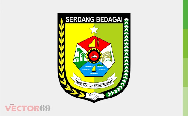 Kabupaten Serdang Bedagai Logo - Download Vector File CDR (CorelDraw)