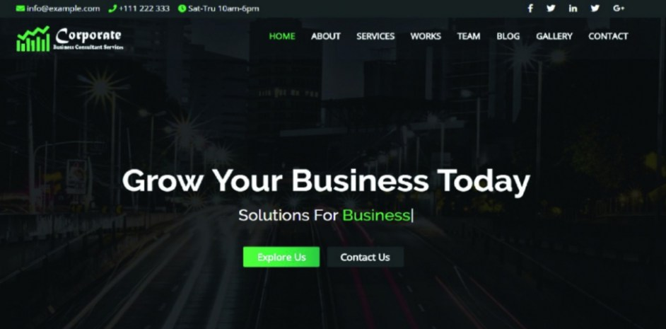 Corporate-business-wordpress-theme
