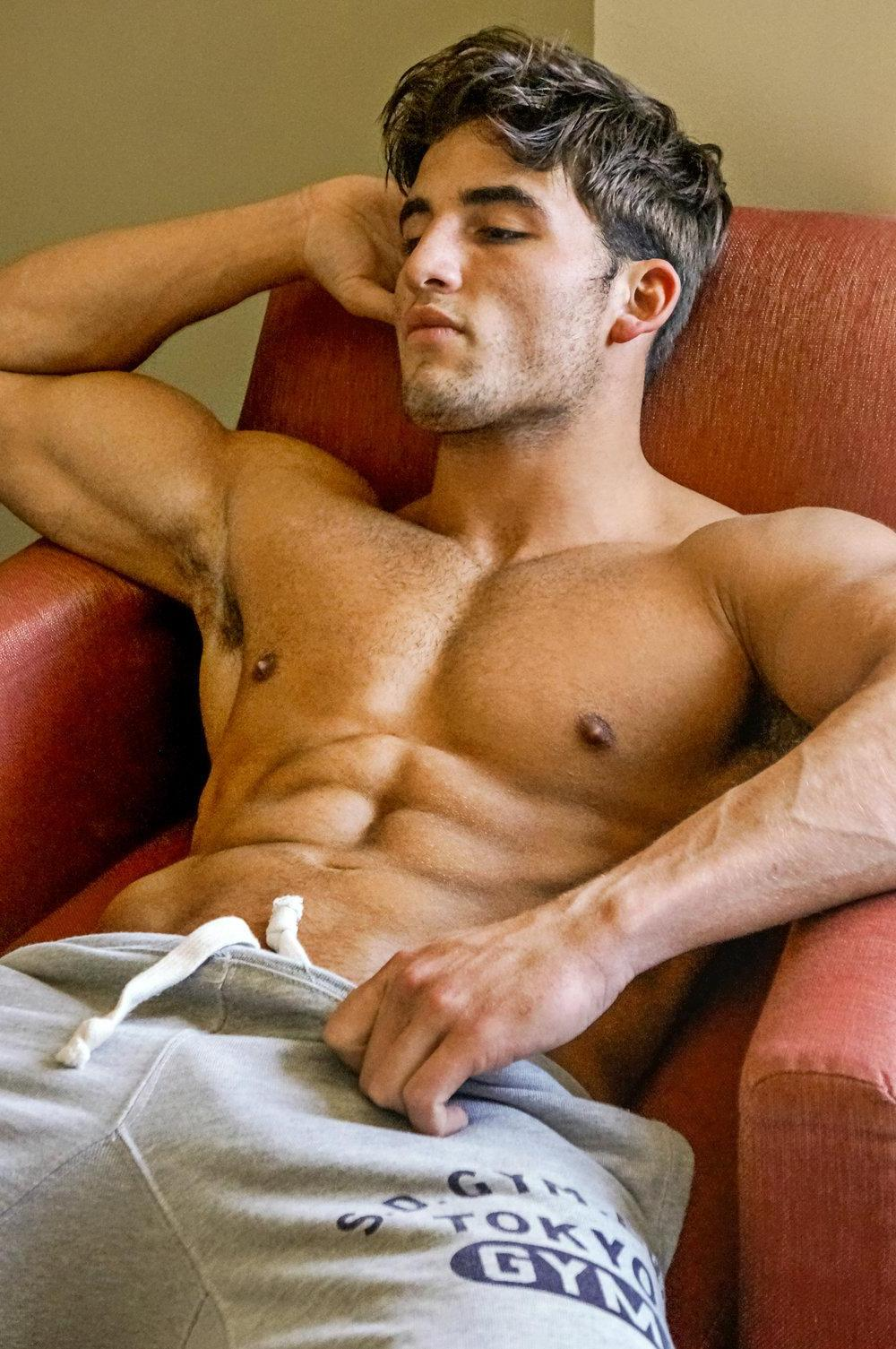 cocky-sexy-seductive-shirtless-fit-hunk-straight-dark-haired-muscular-attractive-dude