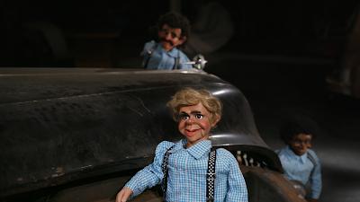 Handy Dandy's gang of deadly puppet pals!