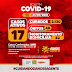 Jaguarari registra 03 novos casos de coronavírus nesta quarta-feira (21)