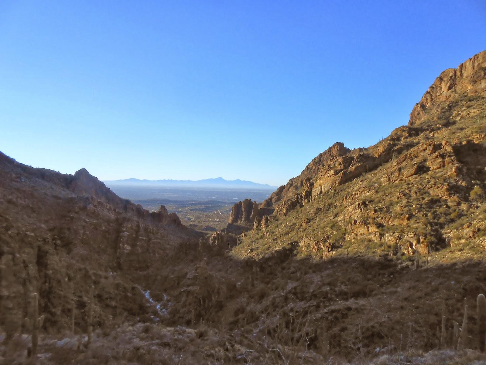Window Rock: My first big peak hike!